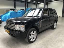 suv wagen Land Rover 2.9 Td6 Vogue | 4x4 | SUV | Diesel | Yougtimer 2002