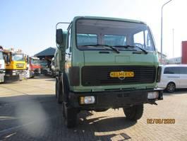 kipper vrachtwagen > 7.5 t Mercedes Benz MERCEDES-BENZ 2626 6X6 1983