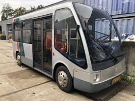 overige bussen BREDAMENARINIBUS ZEUS Spijkstaal M200E/ABS-H78 Bus 9 seats 100% elec. 2006