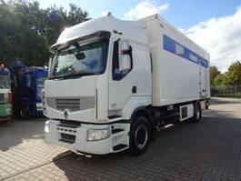koelwagen vrachtwagen Renault Premium 460 Kühlkoffer CARRIER  7,3m L.B.W. 4x2 2013