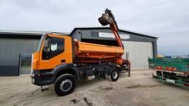 kipper vrachtwagen > 7.5 t Iveco EuroTrakker AD190T31W Tempomat 2006