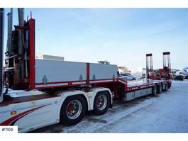 overige opleggers HRD Jumbo semi-trailer w / 6M pull-out 2016