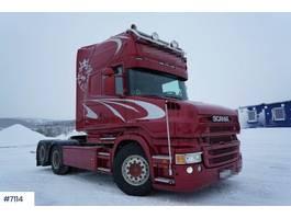 standaard trekker Scania T164 Snutebil 2002