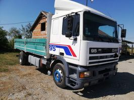 schuifzeil vrachtwagen DAF 95.350 ATI 4x2 stake body - complete spring 1990