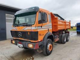 kipper vrachtwagen > 7.5 t Mercedes Benz SK 2629 K 6X4 meiller tipper - perfect 1990