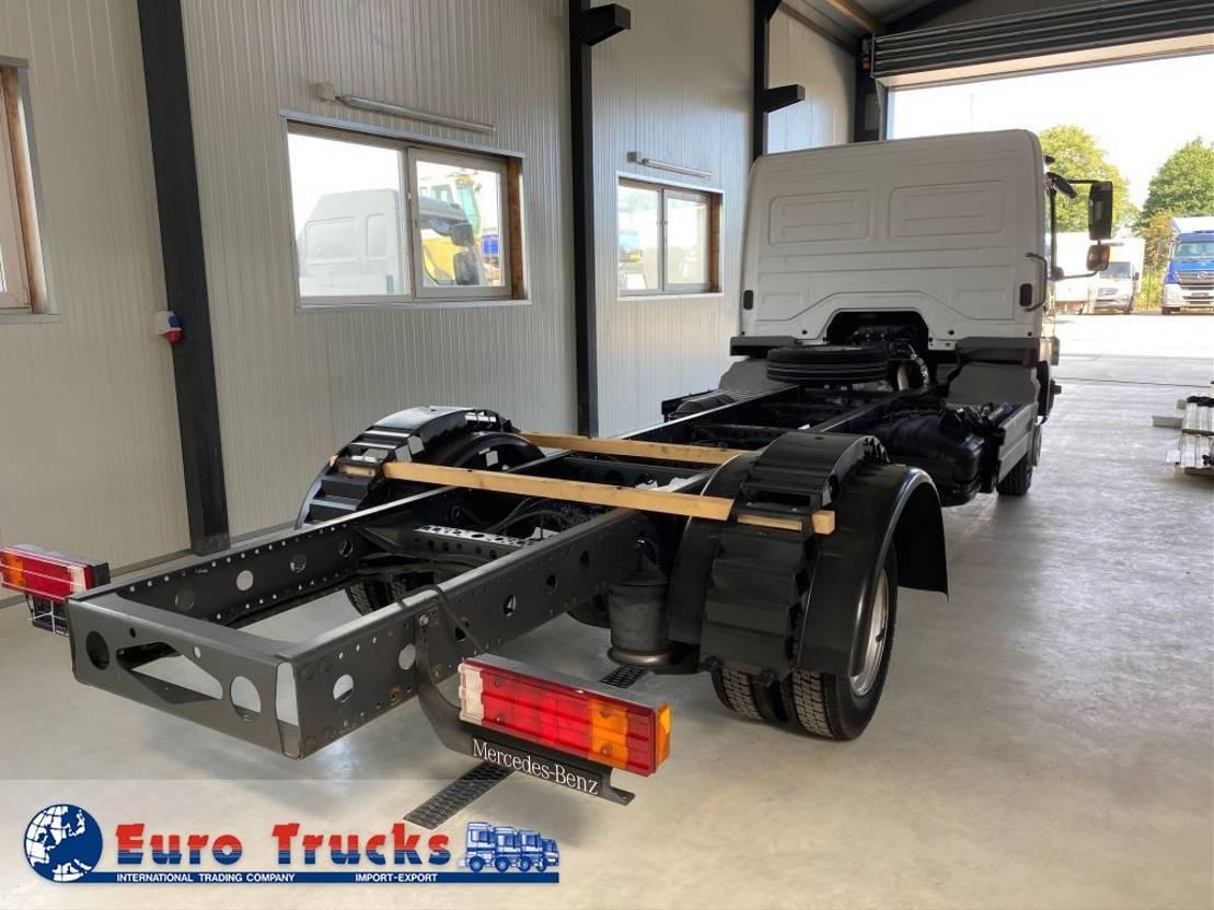 chassis cabine vrachtwagen Mercedes-Benz Atego 818 818L/New Euro4 2019
