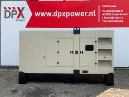 generator Doosan engine P126TI - 275 kVA Generator - DPX-17501.1 2020