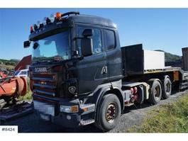 standaard trekker Scania R620 6x4 heavy truck w / extra axle 2008