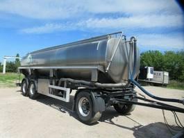 tank aanhanger MAFA 19.500 L, Milchsammler, 3 Kammern 2015