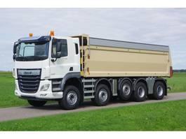 kipper vrachtwagen > 7.5 t DAF CF FAD 530 10x4 50-ton WSG met Hyva achteroverkipper 2020