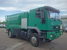 tankwagen vrachtwagen Iveco EuroTrakker MP 190 E30W Flugfeldtankwagen 8200 L 1999