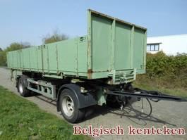 wissellaadbaksysteem aanhanger Renders 2 As Vrachtwagen Aanhangwagen Open i.c.m. Renders Wissellaadbak Renova 2000