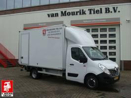 bakwagen bedrijfswagen < 7.5 t Renault Master Master 165.35  EURO 6  VDZ-05-X 2020