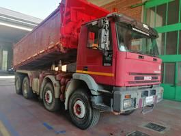 kipper vrachtwagen > 7.5 t Iveco Eurotrakker 410E42 -8X4