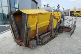 asfalteermachine rups Vogele Super 800 2013