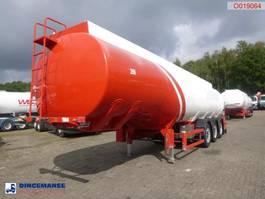 tankoplegger Cobo Fuel tank alu 38.2 m3 / 2 comp 2010