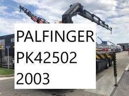 Kraanarm vrachtwagen onderdeel Palfinger PK42502 PK42502 MET REMOTE CONTROL 2003
