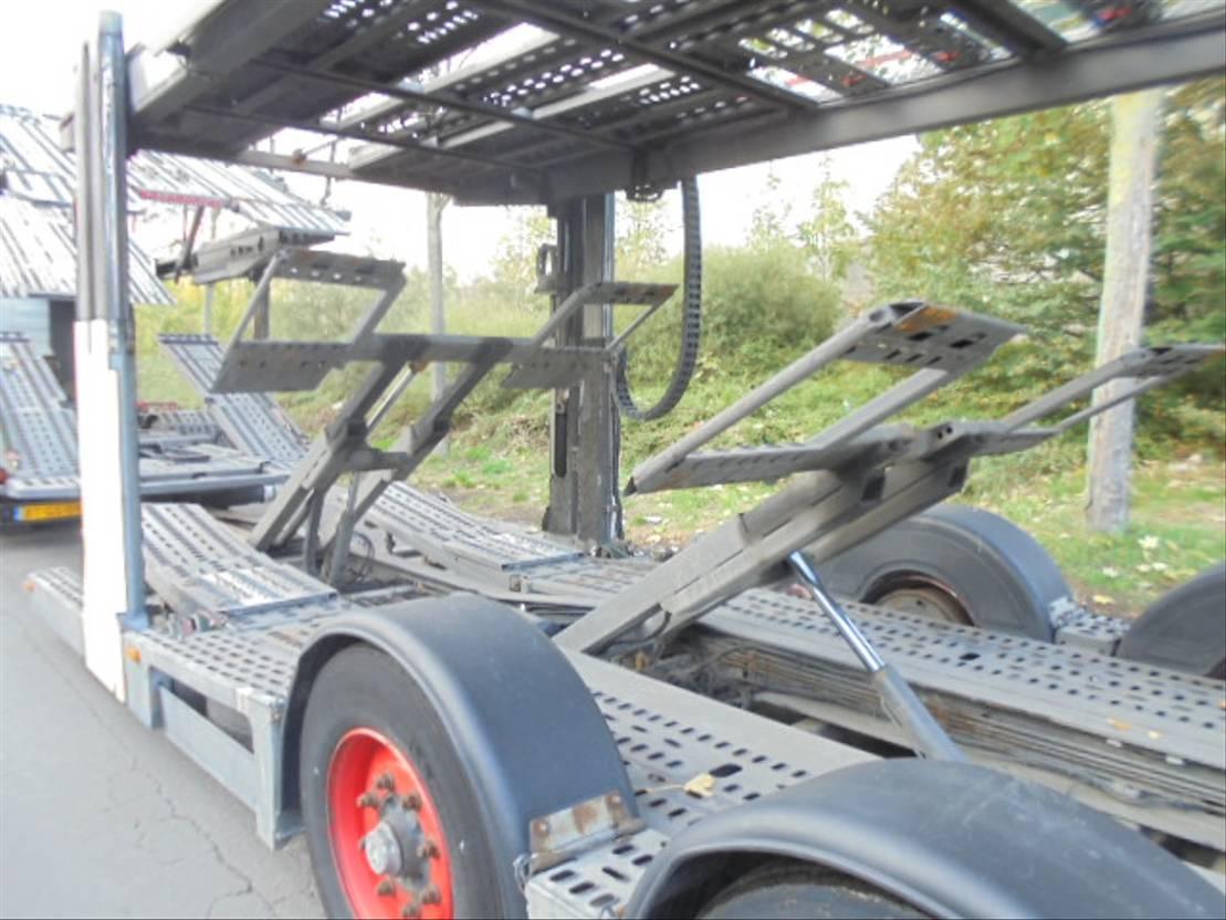 autotransporter vrachtwagen Mercedes Benz 2536 LL MIDLIFT 2007