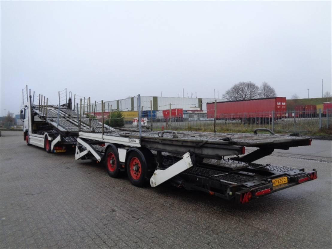 autotransporter vrachtwagen Mercedes-Benz ACTROS 1832 LS 2005