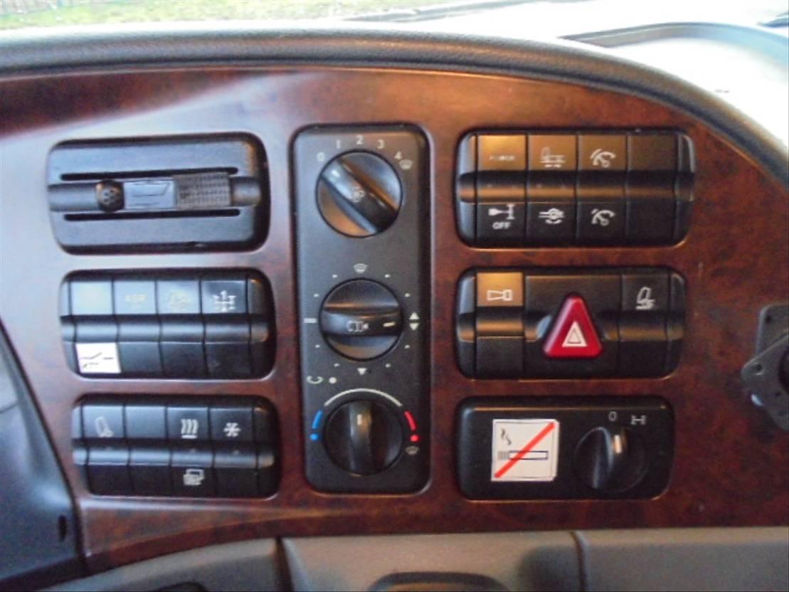 autotransporter vrachtwagen Mercedes Benz ACTROS 1836 LL 2007