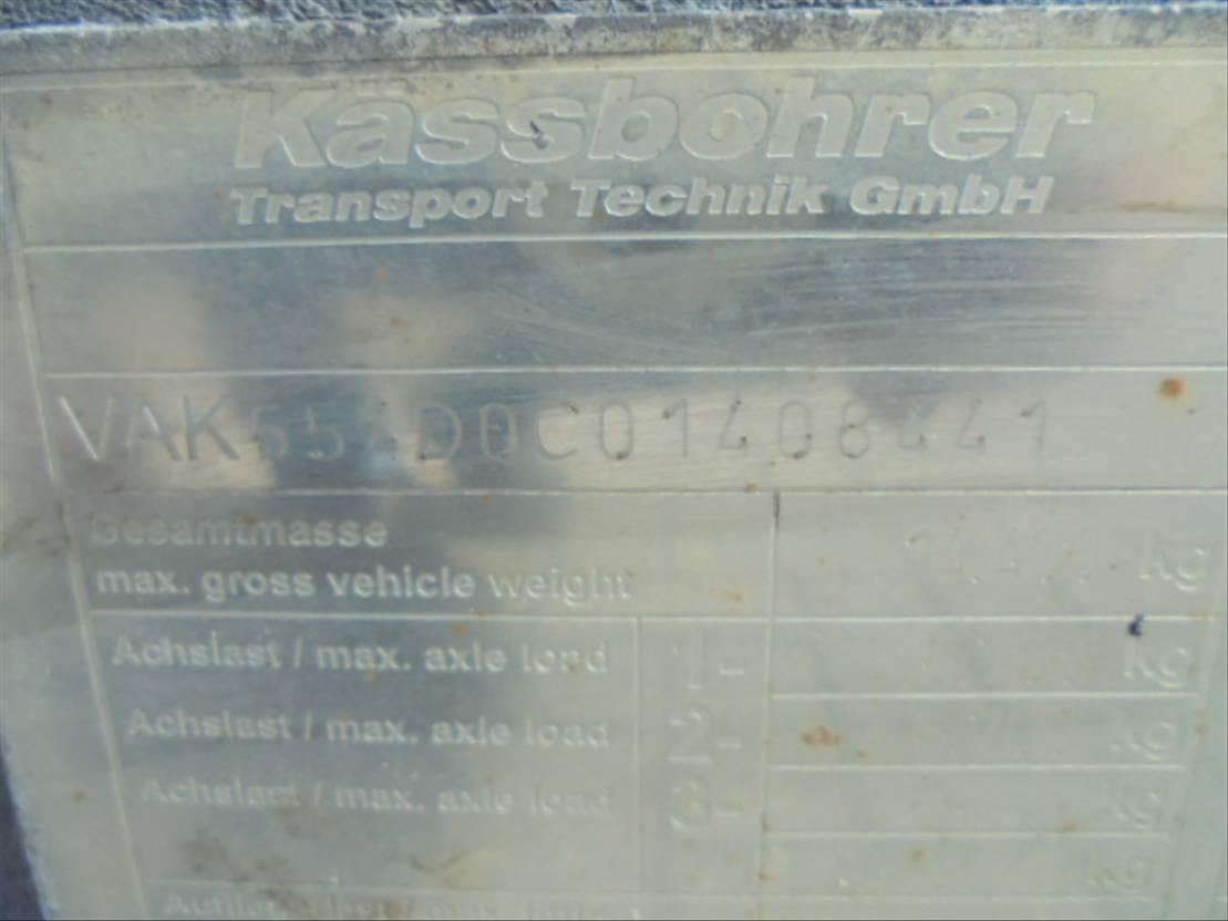 autotransporter vrachtwagen Mercedes Benz ACTROS 2536 6X2 MIDLIFT 2007