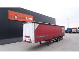 schuifzeil oplegger Burg COIL, BPW+drumbrakes, NL-trailer 2005