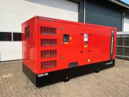 generator Himoinsa HSW 450 Scania Mecc Alte Spa 450 kVA Supersilent generatorset 2012