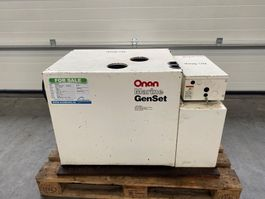 generator Cummins Onan 6.5 MDKDP 6.5 kVA Silent Marine generatorset 2005
