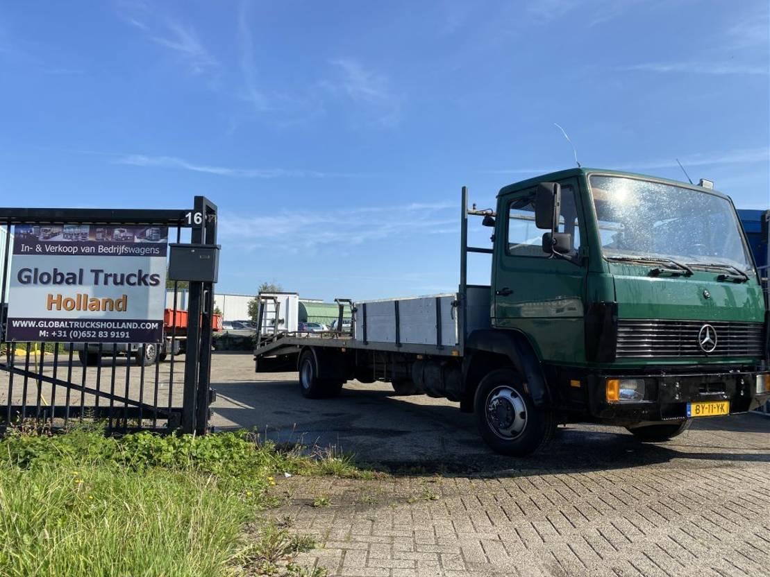 autotransporter vrachtwagen Mercedes Benz 914 Ecoliner 6 Cylinder FULL STEEL SPRING HOLLAND TRUCK CLEAN CHASSIS! 8... 1987