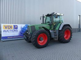 standaard tractor landbouw Fendt 816 Turboshift 1996
