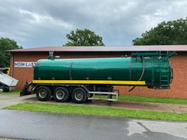 tankoplegger Diversen Gülle 29 m³ Vogelsang Pumpe Nutzlast 26.440 kg