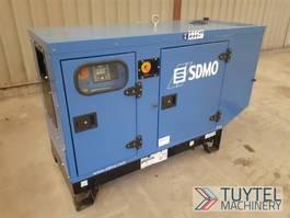 generator SDMO SDMO T12K generator aggregaat, 9,2 KW, 3phase, 11, 2014