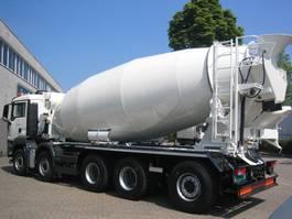 betonmixer vrachtwagen MAN TGS  49.440 10x4 mixer 15m3 2020