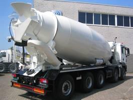 betonmixer vrachtwagen MAN TGS  49.470 10x4 mixer 15m3 2020