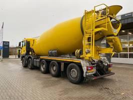 betonmixer vrachtwagen MAN TGS 41.440 10X4-6 BB 15M3 2016