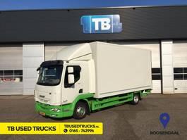 bakwagen vrachtwagen > 7.5 t DAF LF 210 FA Dhollandia 2017 Used Lease Bakwagen 2017