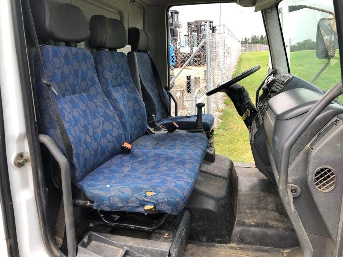 autotransporter vrachtwagen Iveco Euro Cargo 75E15 2005