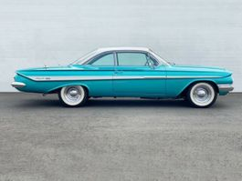 overige personenwagens Chevrolet Impala SS Coupe Impala SS Coupe 1961