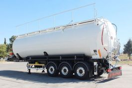 silo oplegger EKW 63m³ tipping bulk 2020