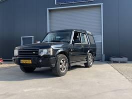 terreinwagen Land Rover DISCOVERY TD 5 SLS COMM. Grijs kenteken Discovery TD5 2004