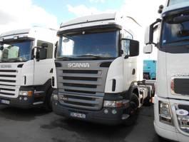 standaard trekker Scania R 2006