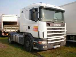 standaard trekker Scania L 2000
