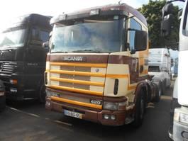 standaard trekker Scania L 1999