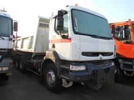 kipper vrachtwagen > 7.5 t Renault Kerax 1999