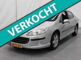 sedan auto Peugeot 407 2.0-16V XT ecc nav. trekhaak 2006