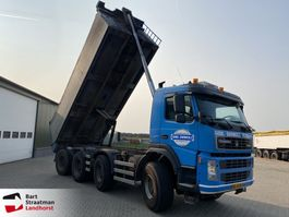 kipper vrachtwagen > 7.5 t Terberg FM 2000 -T 8x8 kipper 2001