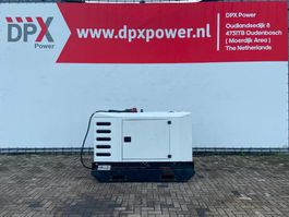 generator SDMO R33C3 - Mitsubishi - Generator - DPX-12303 2015