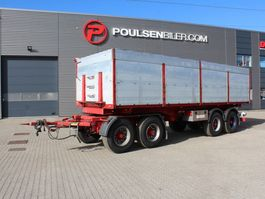 kipper aanhanger Zorzi 4-axle 3-way tipper 2013