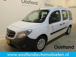 mpv auto Mercedes Benz Citan 108 CDI Tourer / Airco / Schuifdeur L + R / BPM-vrij / € 8.400,- I... 2014
