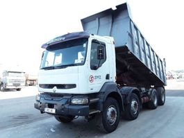 kipper vrachtwagen > 7.5 t Renault Kerax 385 manual pump 1999